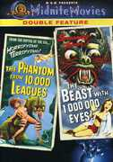 The Phantom From 10,000 Leagues /  The Beast With 1,000,000 Eyes , Dick Sargent