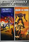 Giant Robot Action Pack , Ralph Waite
