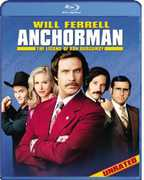 Anchorman: The Legend of Ron Burgundy , Will Ferrell
