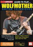 Learn to Play Wolfmother , Danny Gill