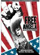 Free Angela and All Political Prisoners , Angela Davis