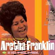 Electrifying /  Tender Moving Swinging [Import] , Aretha Franklin