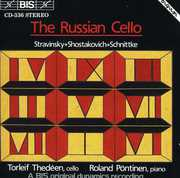 Russian Cello 1 , Torleif Thed en