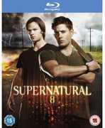 Supernatural: Season 8 [Import]