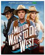 A Million Ways to Die in the West , Mike Miller