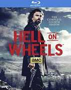 Hell on Wheels: The Complete Fourth Season , Anson Mount