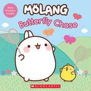 Butterfly Chase (Molang)