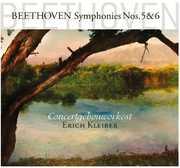 Beethoven: Symphonies 5 & 6 [Import]