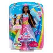 Mattel - Barbie - Dreamtopia Brush N' Sparkle, African American