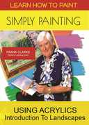 Learn How To Paint - Simply Painting Using Acrylics & An Introductionto Landscapes