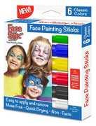 Face Stix Face Paint 6 Pack