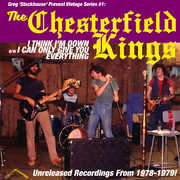 I Think I'm Down /  I Can Only Give You Everything , Chesterfield Kings