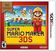 Super Mario Maker for 3DS - Nintendo Selects Edition for Nintendo 3DS
