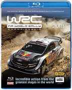 World Rally Championship 2018 Review