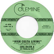 High Costa Living /  Grab A Soda , Jake Najor Feat. Mixmaster Wolf