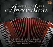 Masters Of The Accordion
