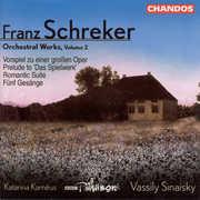 Orchestral Works 2 , Vassily Sinaisky