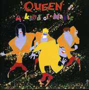 Kind of Magic [Import] , Queen