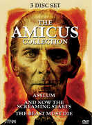 The Amicus Collection , Calvin Lockhart