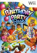 Birthday Party for Nintendo Wii