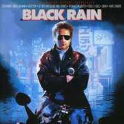 Black Rain (Original Soundtrack) [Import]