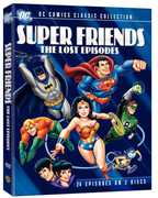 Superfriends: The Lost Episodes