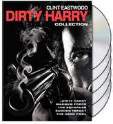 The Dirty Harry Collection , Clint Eastwood