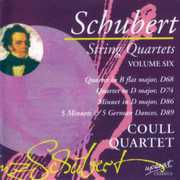 String Quartets Coull Quartet 6 [Import] , Coull Quartet