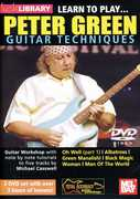 Learn to Play Peter Green , Michael Casswell