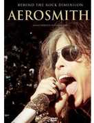 Behind the Rock Dimension: The Story , Aerosmith
