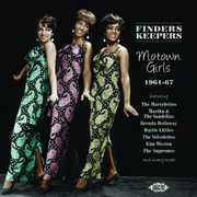 Finders Keepers: Motown Girls 1961 - 1967 /  Various [Import] , Various Artists