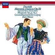 Dvorak: Slavonic Dances Op. 72. Slavo [Import] , Kurt Masur