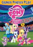 My Little Pony Friendship Is Magic: Games Ponies Play , Tara Strong
