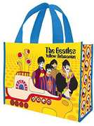 The Bealtes Yellow Submarine Large Recycled Shopper Tote
