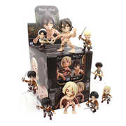 Attack On Titan Action Vinyls (Blind Box)