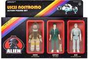 ReAction Alien Crew WAVE3 - Pack A