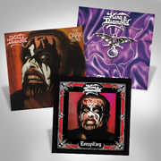 King Diamond LP Bundle Set 2 , King Diamond