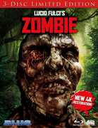 Zombie (cover C Worms) , Tisa Farrow