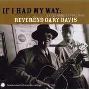If I Had My Way , Rev. Gary Davis