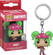 FUNKO POP! KEYCHAIN: Fortnite S2 - Zoey