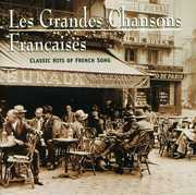 Les Grandes Chansons Francaises , Various Artists