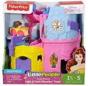 Fisher Price - Little People - Disney Princess Wheelies Playset