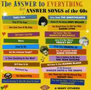 The Answer To Everything: Girl Answer Songs Of The '60s [Import]
