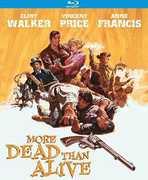 More Dead Than Alive , Clint Walker