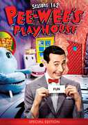 Pee-wee's Playhouse: Seasons 1 & 2 , Paul Reubens