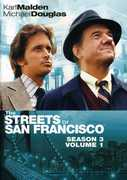 The Streets of San Francisco: Season 3 Volume 1 , Andrew Duggan