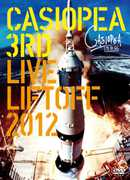 Live Liftoff 2012 [Import] , Casiopea