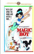 Magic Boy , Don Gibb
