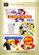 All Hands on Deck /  Mardi Gras /  April Love