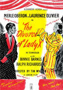 The Divorce of Lady X , Merle Oberon